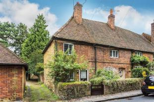 Limpsfield High Street - cottages