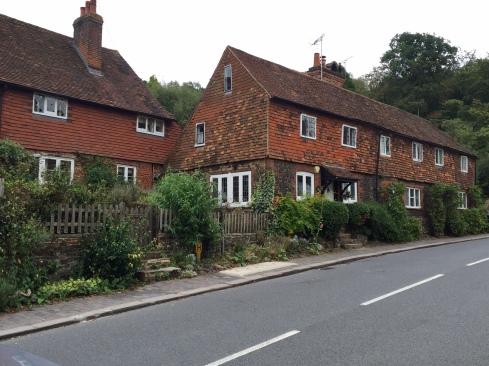 Limpsfield High street