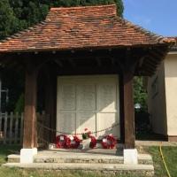 War Memorial at The Legion, Grub St