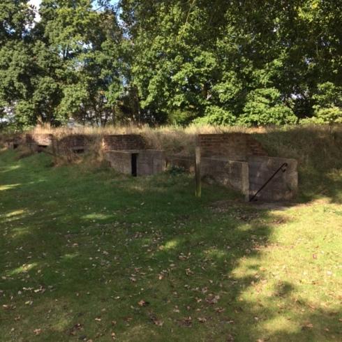The World War II Bunkers, Limpsfield Common