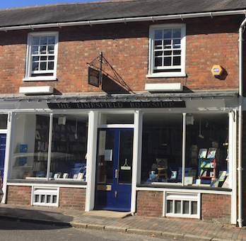 The Limpsfield Bookshop 01883 714034