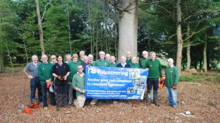 National Trust Volunteers