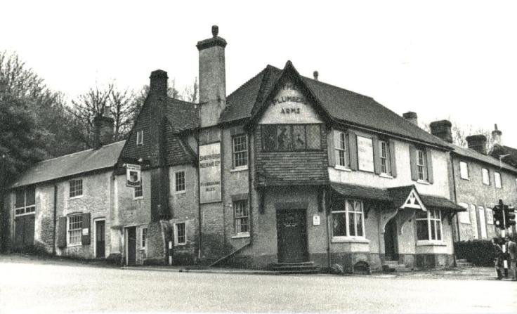 The Plumbers Arms 1950s