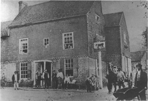 The Bull 1863