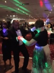 Dancing at the ball