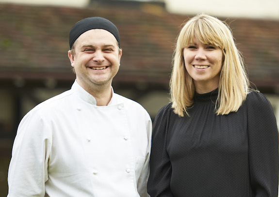The Carpenters Arms - Dale Harris and Nicole Joubert