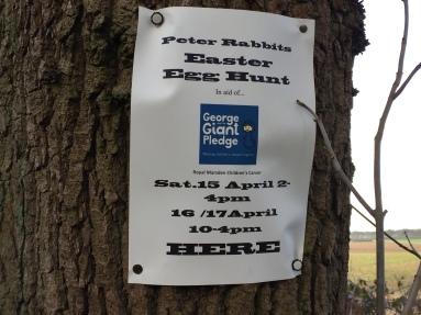 Egg Hung poster