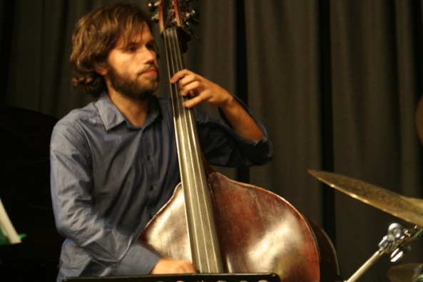 Andrea di Biase - double bass
