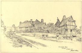 Stocketts Farm by Arthur Keen