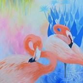 Flamingos250
