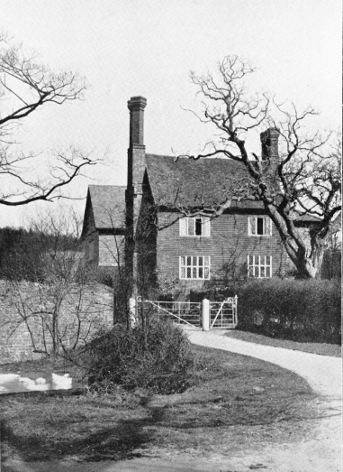 The Country Home - 1908 - via Limpsfield.org.net