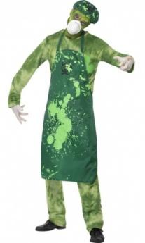 Biohazard man
