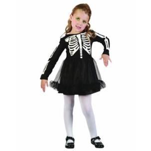Skeleton toddler